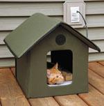 high class cat house from Alley Cat Allies