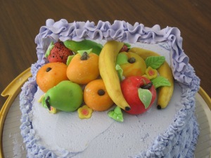 Marzipan fruit is just as good for you as real fruit, right?