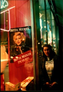 Me and Bette Midler