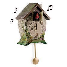 A Cuckoo Clock (not mine).