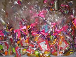 bags of candy